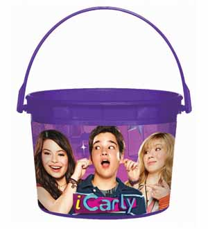 I Carly Favor Container