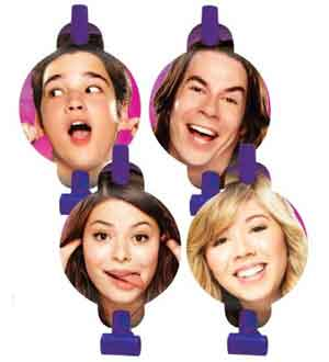 Icarly Blowout 8ct