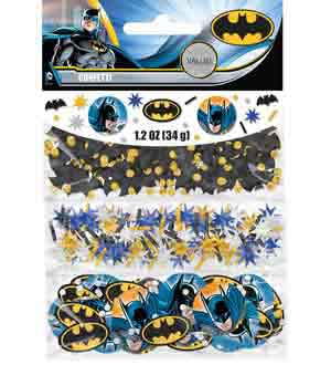 Batman Confetti Value