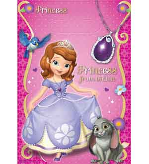 Sofia The First Lootbag 8ct