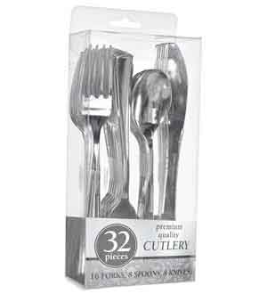 Silver Cutlery Premium Assortment