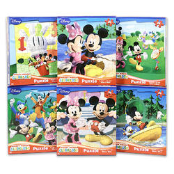 Mickey Puzzle 24ct