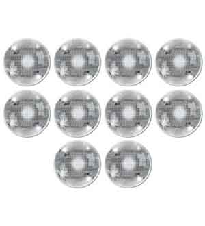 Min Disco Ball Cutouts 70s