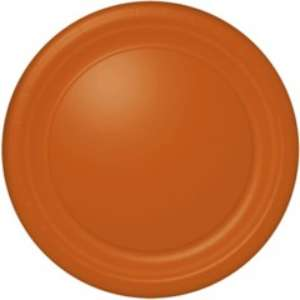 Orange Peel Plate (L) 24ct