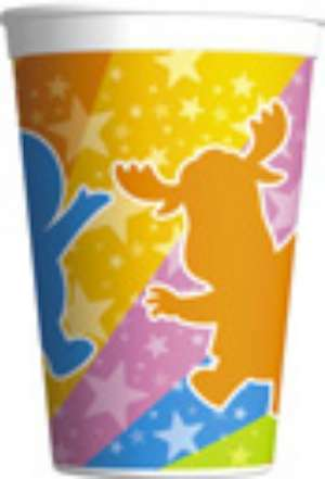 Backyardigans Favor Cup 16oz