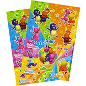 Backyardigans Stickers