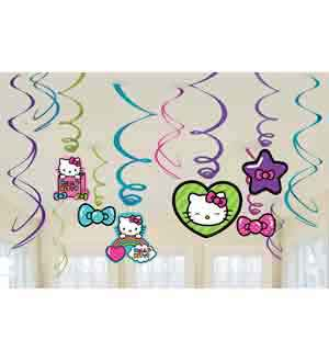 Hello Kitty Rainbow Swirl Pack