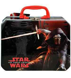 Star Wars Ep7 Deluxe Rectangle Tin Box